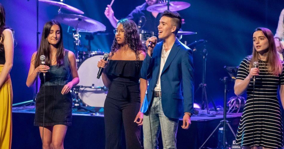 Finalistes de Blainville en chansons 2019